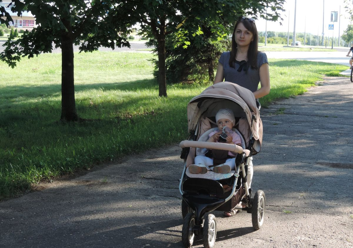 Татьяна Мельниченко с дочкой Дашей. Фото: архив семьи Мельниченко.