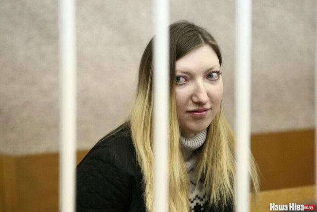 Алина Шульганова, фото Сергея Гудилина