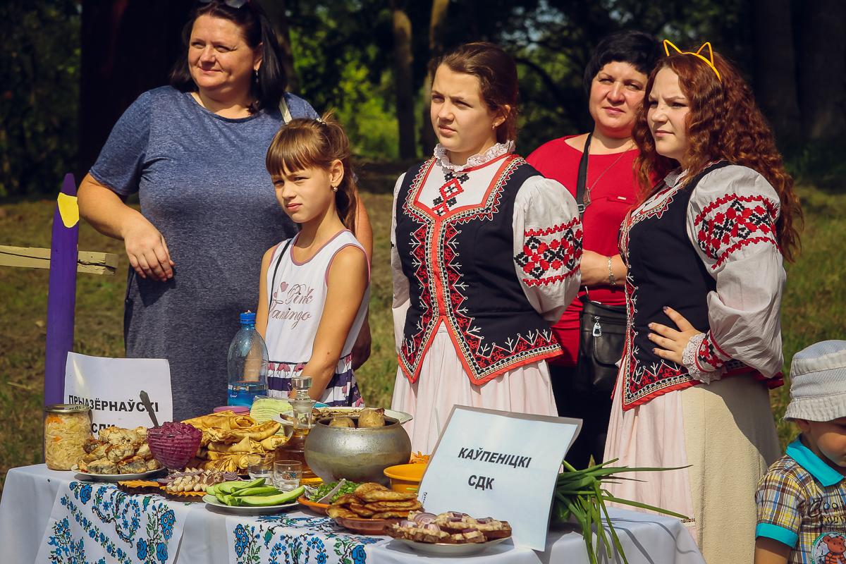 Блюда белорусской кухни