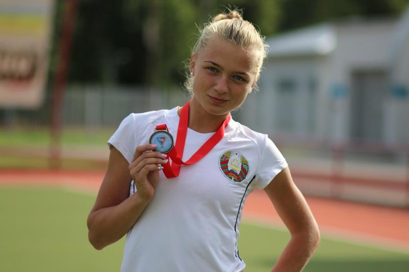 Наталья Штин барановичская хоккеистка. Фото: Александр ЧЕРНЫЙ