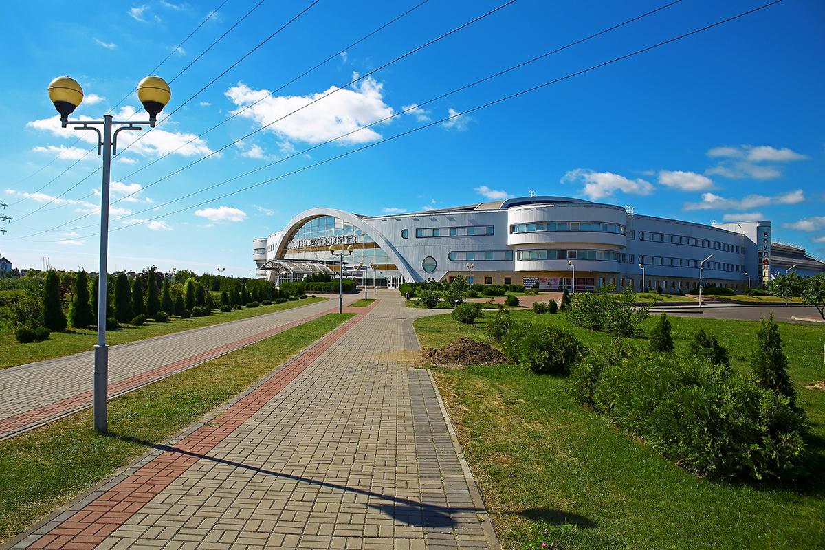 Ледовый дворец. Фото: Евгений ТИХАНОВИЧ