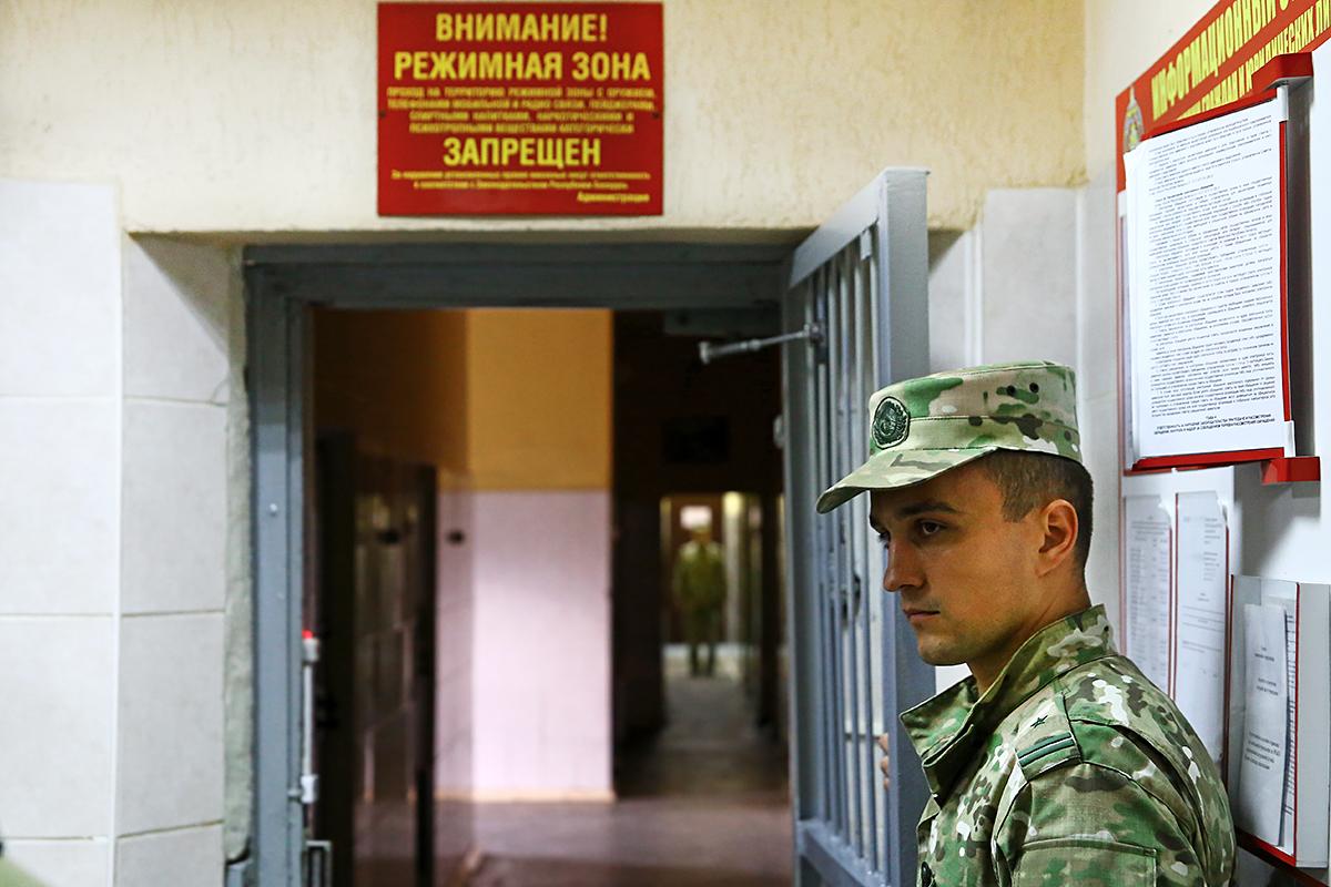 Как устроено СИЗО №6 в Барановичах — Intex-press. Последние новости города Барановичи, Беларуси и Мира