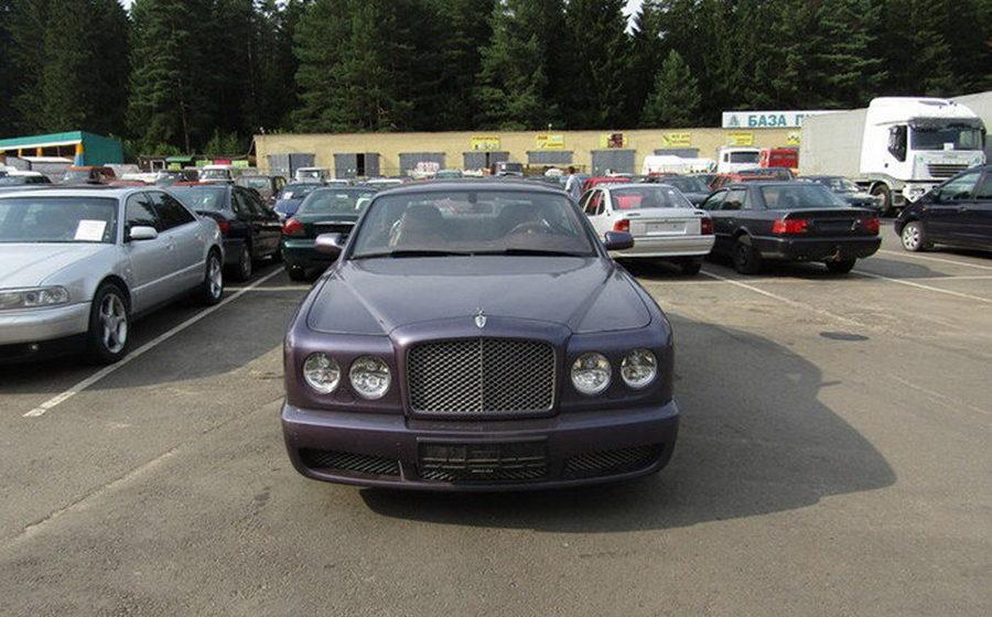Аукцион по продаже БУ автомобилей
