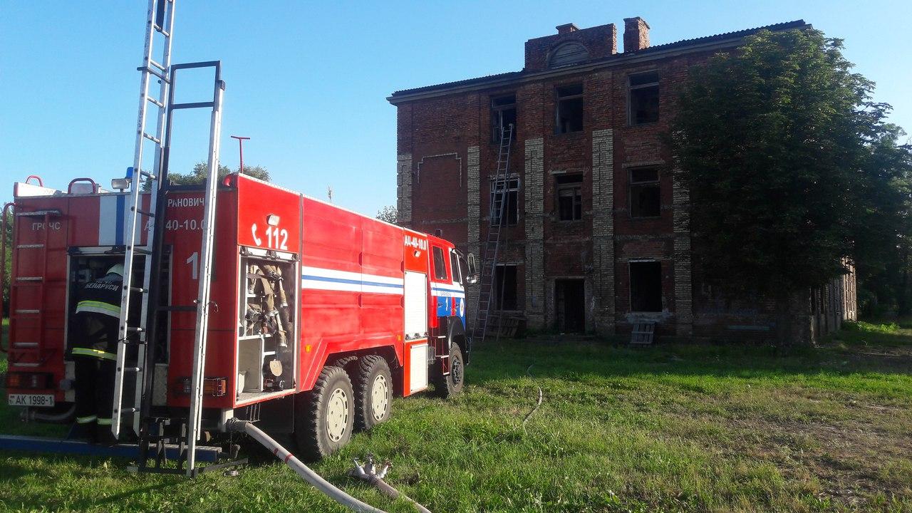 Здание на улице Брестская, 262А.