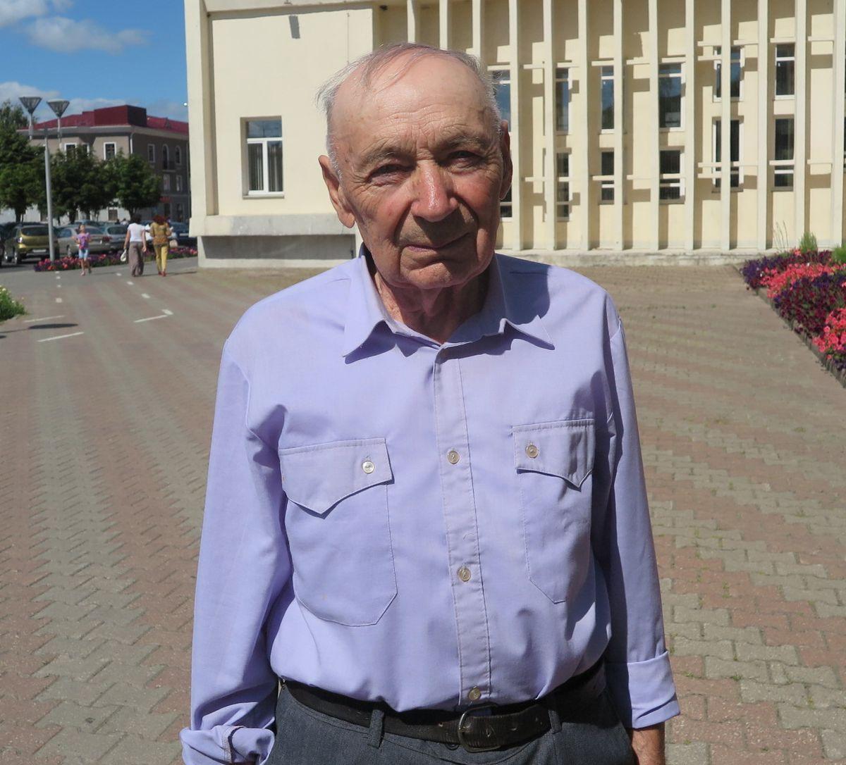 Валентин Кунцевич.