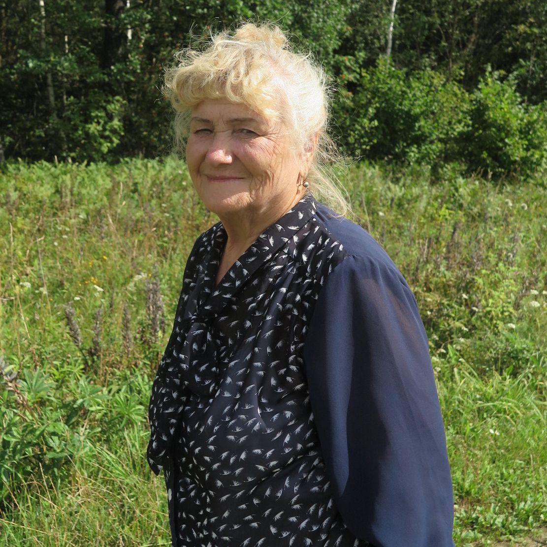 Зинаида Ревковская.