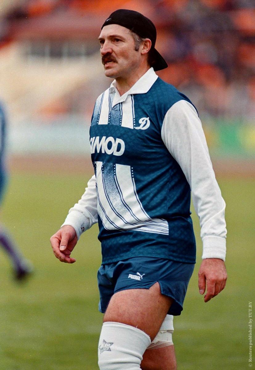 Александр Лукашенко, 16 мая 1998 года. Фото: tut.by