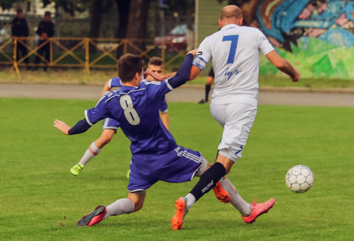 Юрий Козлов (№7) и Павел Вакулич (№8).