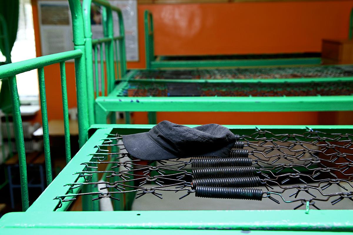 Исправительная колония «Волчьи норы»: как живут осужденные за наркотики