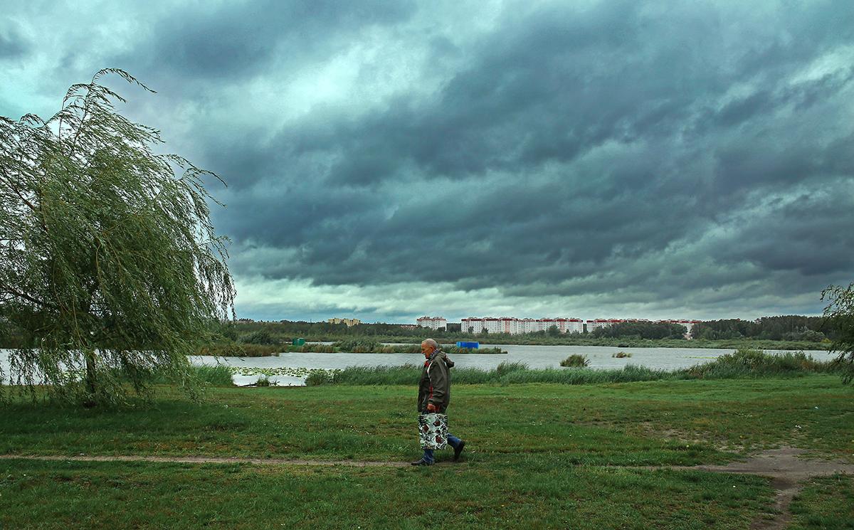 Жлобинское озеро. Фото: Евгений ТИХАНОВИЧ