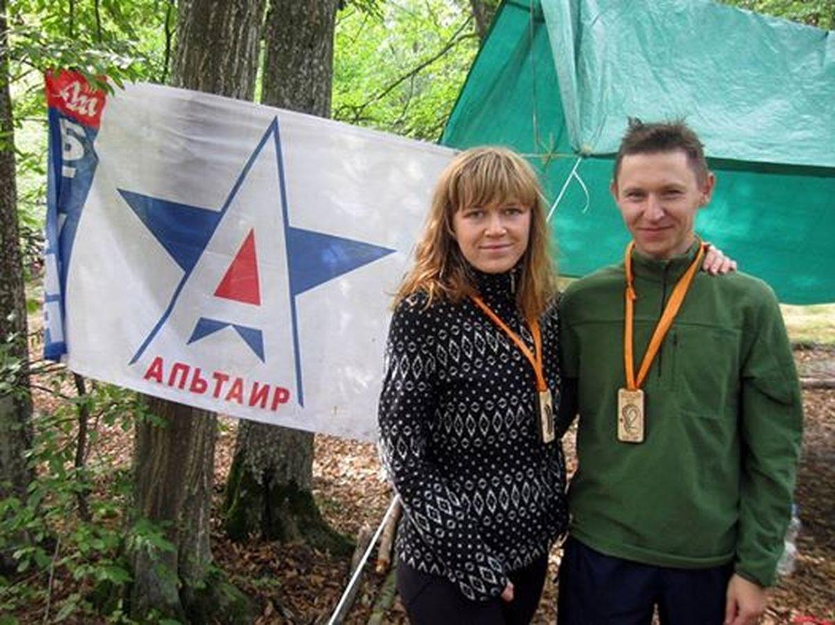 Дмитрий и Наталья Карачун. Фото: архив Дмитрия КАРАЧУНА