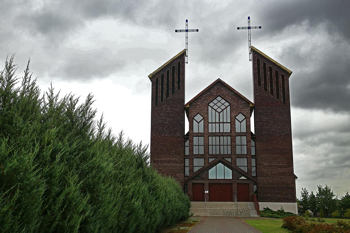 Костел Святого Зигмунда. Фото: Евгений ТИХАНОВИЧ