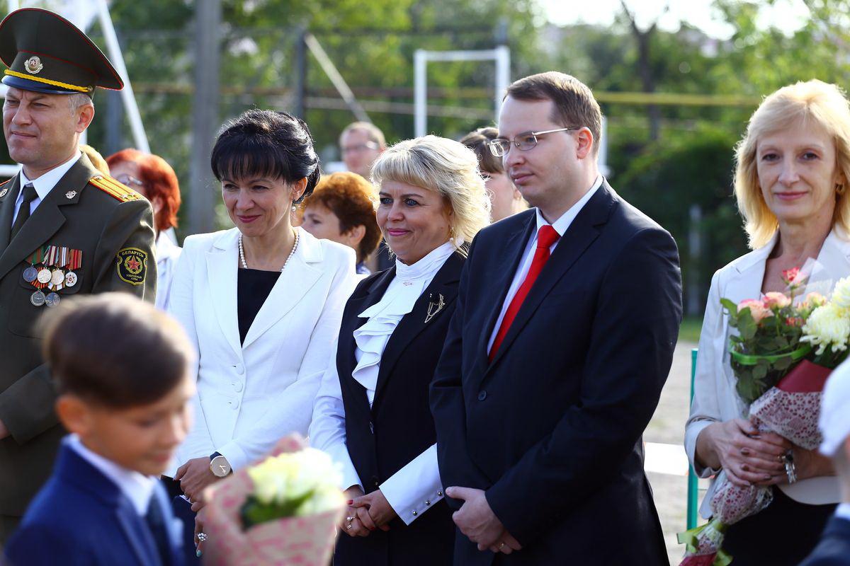 Заместитель председателя Барановичского горисполкома Алексей Гарбуз.