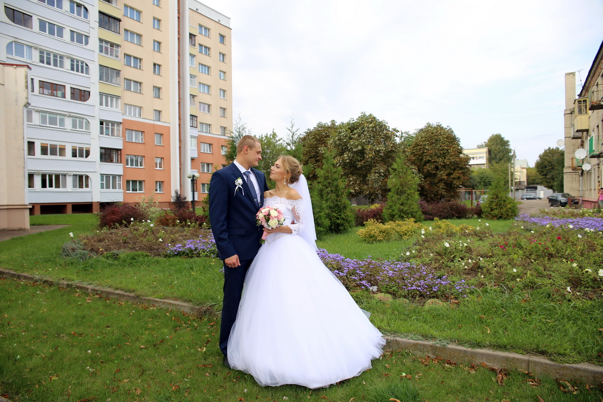 Свадьба 24 сентября 2017