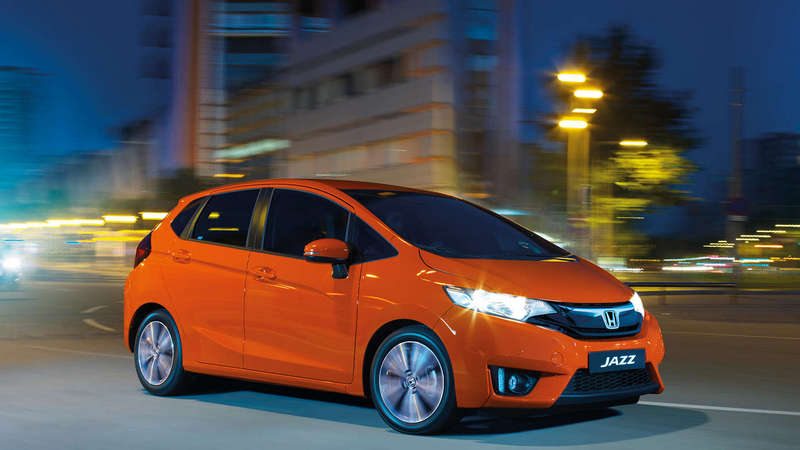 Honda Jazz Фото: http://www.honda.co.uk