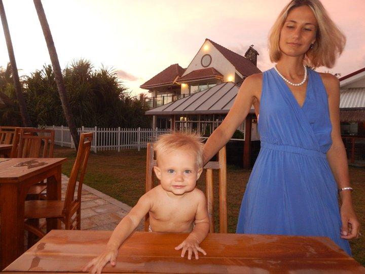 Ольга с дочкой Настей. Фото: семейный архив