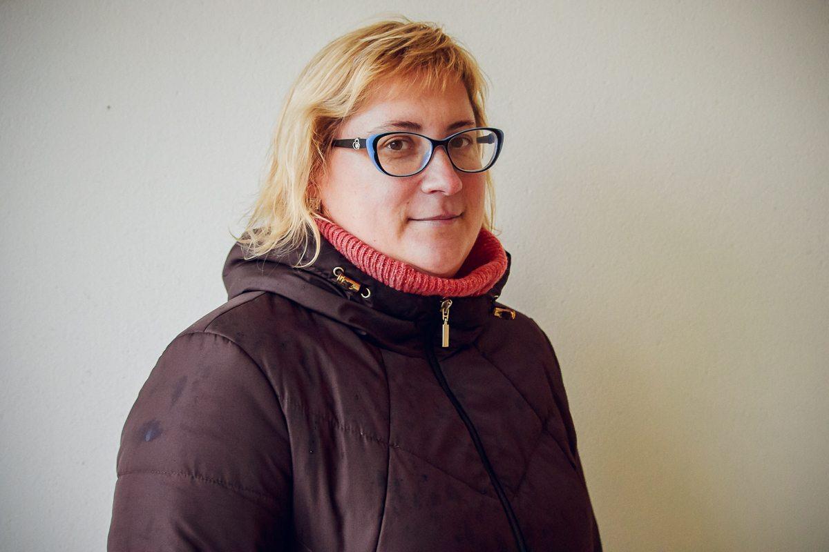 Ирина Кухарчик.