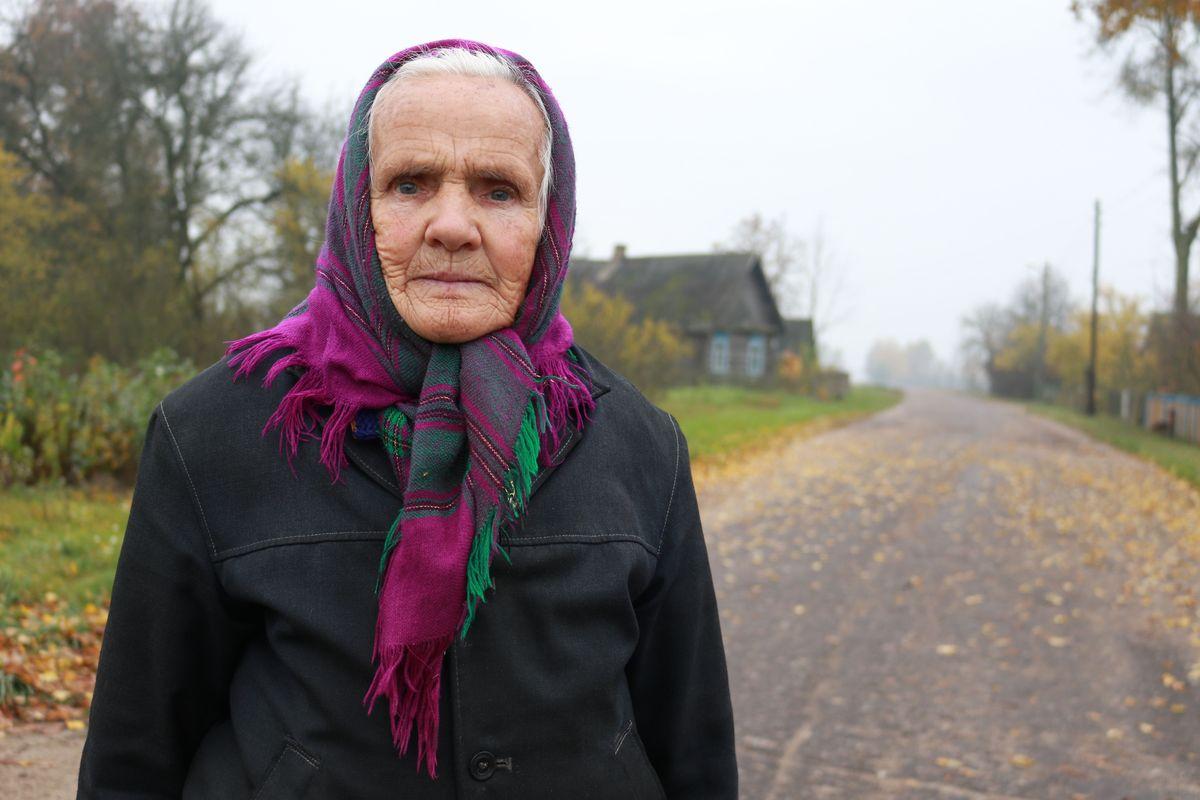 Пенсионерка Лидия Ивановна в прошлом году стала одной из героинь фильма Алексея Полуяна