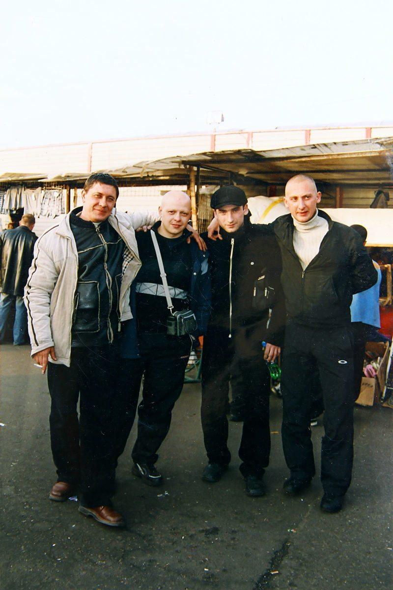 Фото: архив Евгения ТИХАНОВИЧА