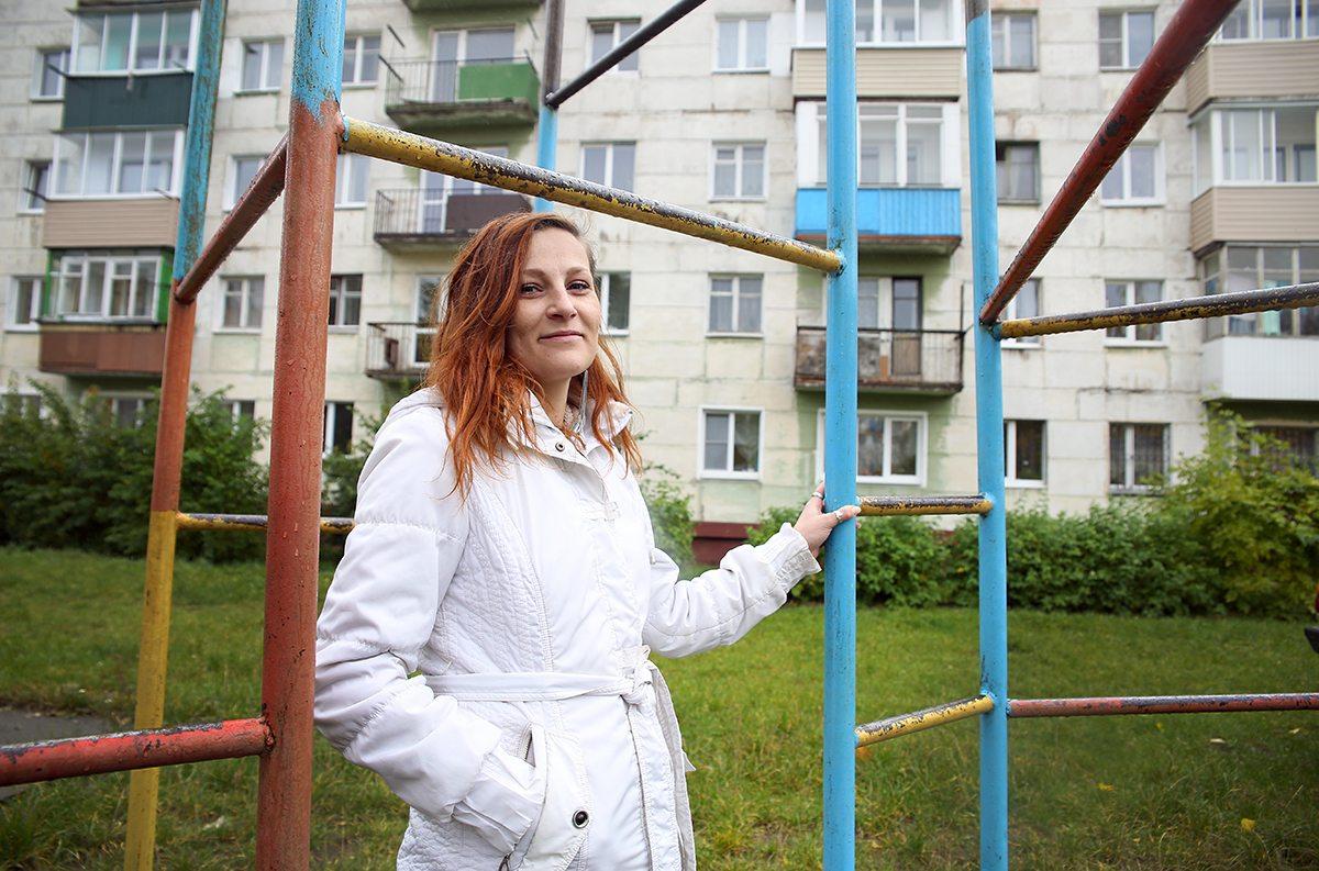 Оксана Багиян. Фото: Евгений ТИХАНОВИЧ