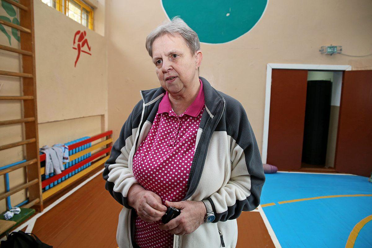 Основательница международного благотворительного проекта Уте Гданиец.