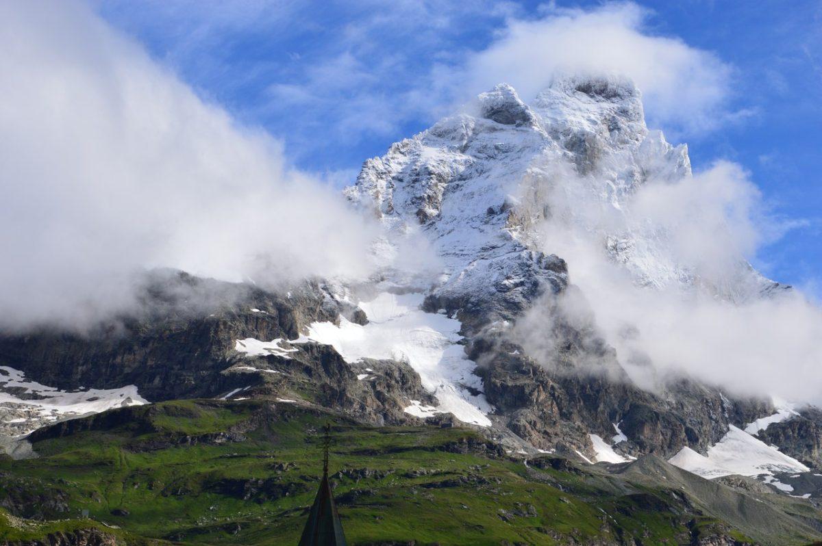 Больше всего Никиту Седляра впечатлили виды, открывавшиеся с Альп.