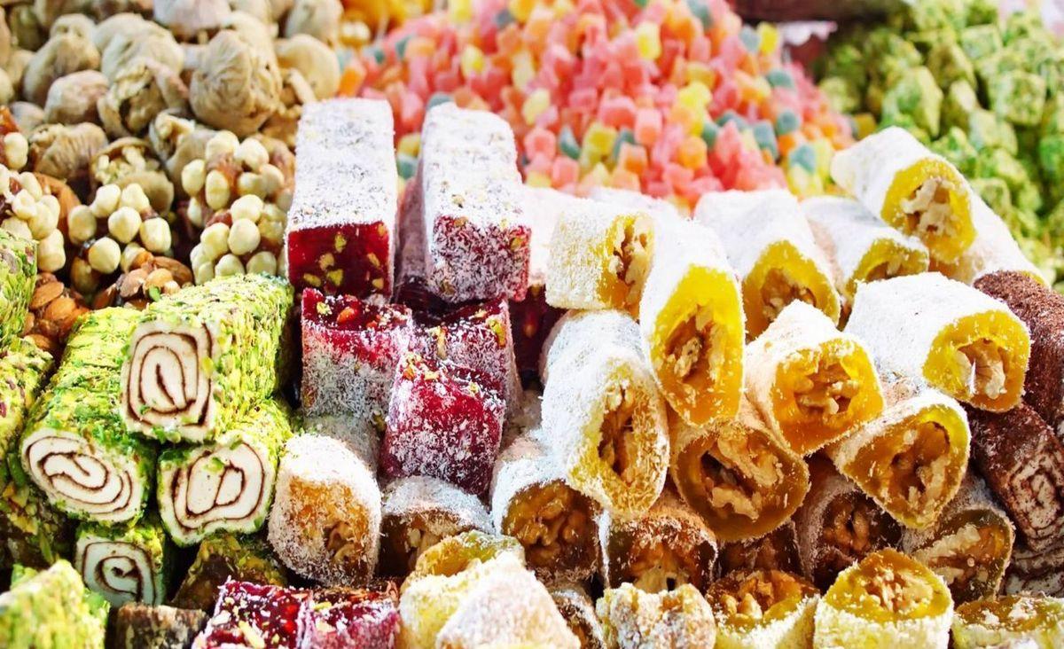 Как сделать восточную сладость