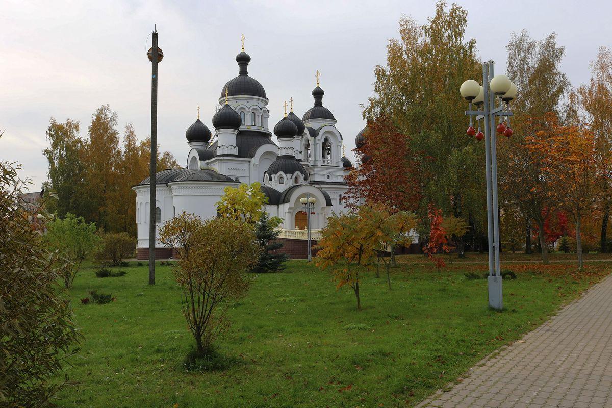 Церковь Святых Жен-Мироносиц.