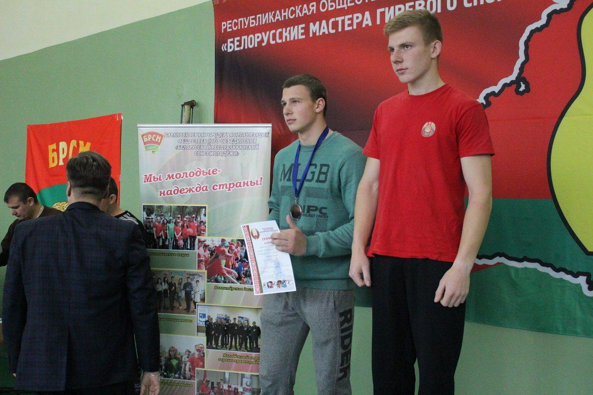 Максим Кирута занял 2-е место. Фото: архив клуба СШ №14