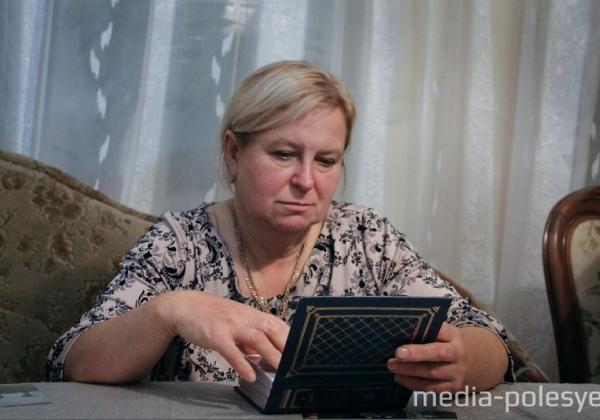 Фото: https://media-polesye.by/ Светлана, мать Александра. Растила сына одна, других детей нет.