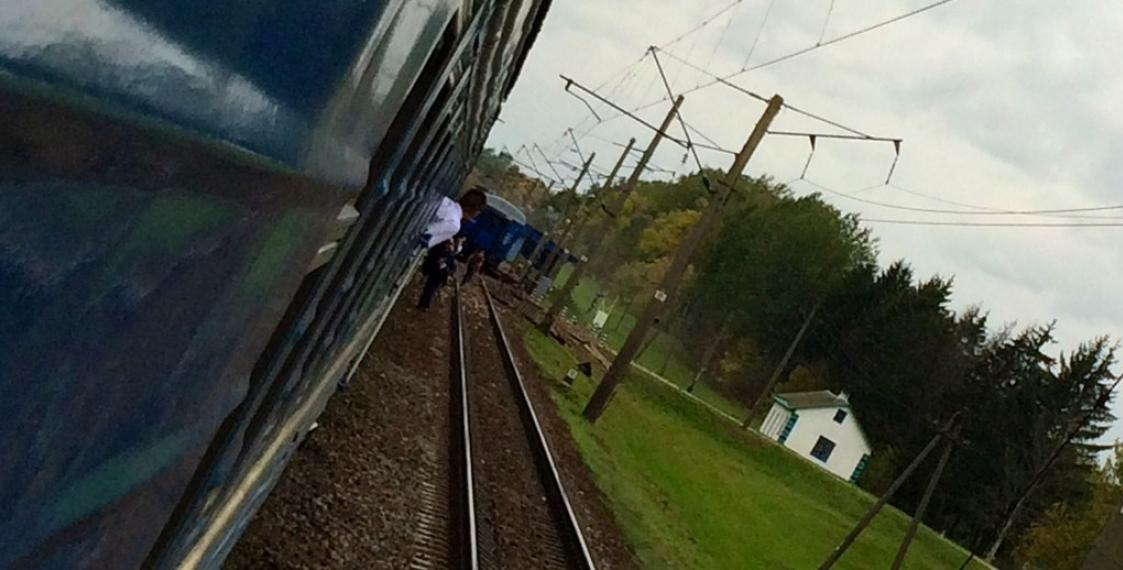 Фото очевидцев, euroradio.fm