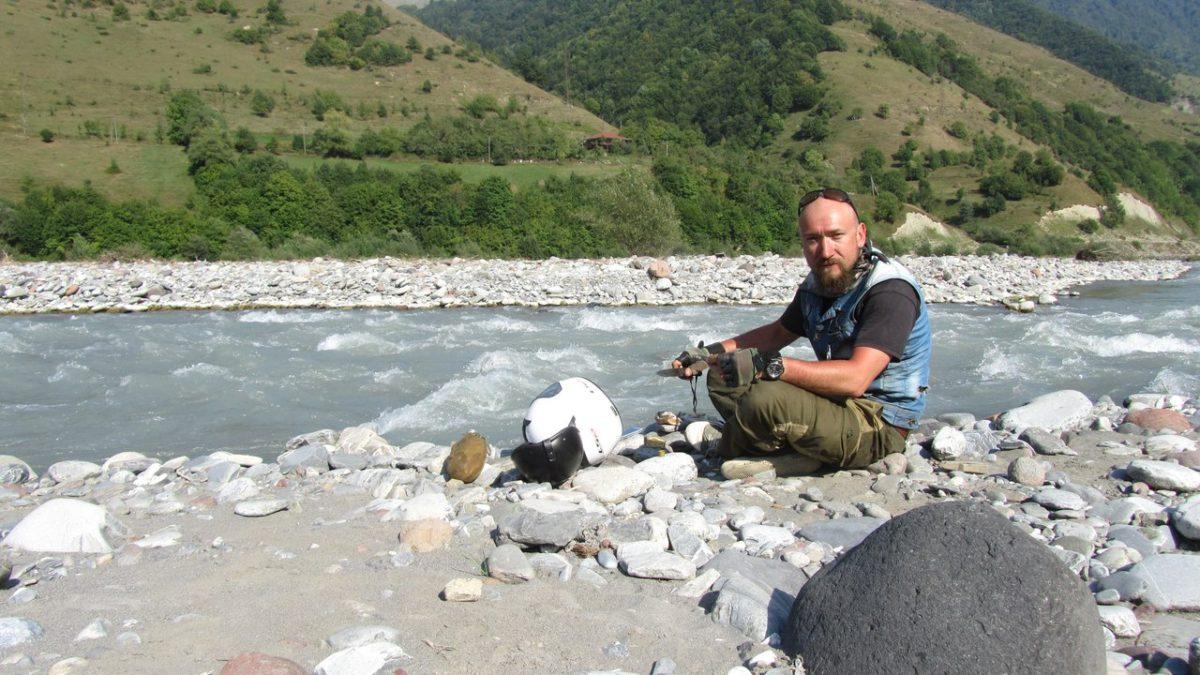 Евгений Комаровский. Фото: архив Евгения КОМАРОВСКОГО