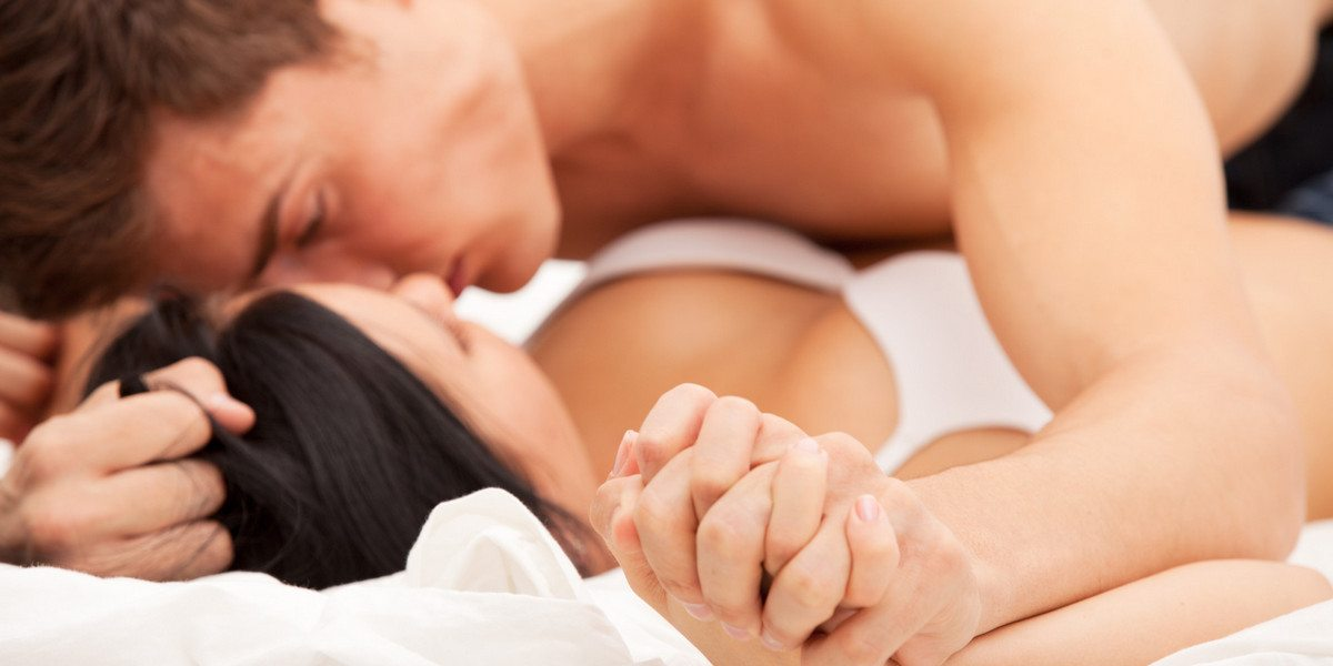 Удовольствие от жесткого секса