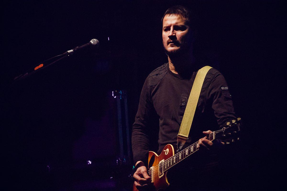 Алексей Федичев - гитарист группы ДДТ