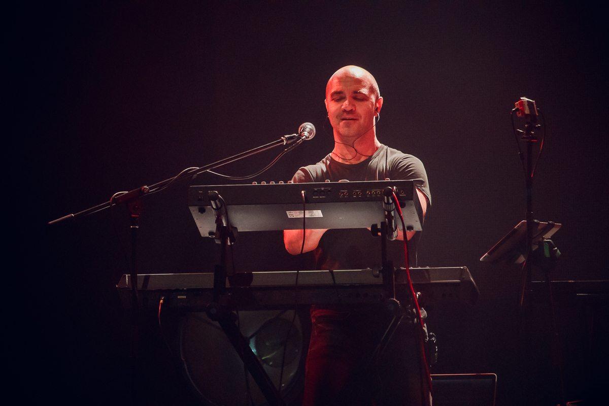 Константин Шумайлов - клавишник группы ДДТ