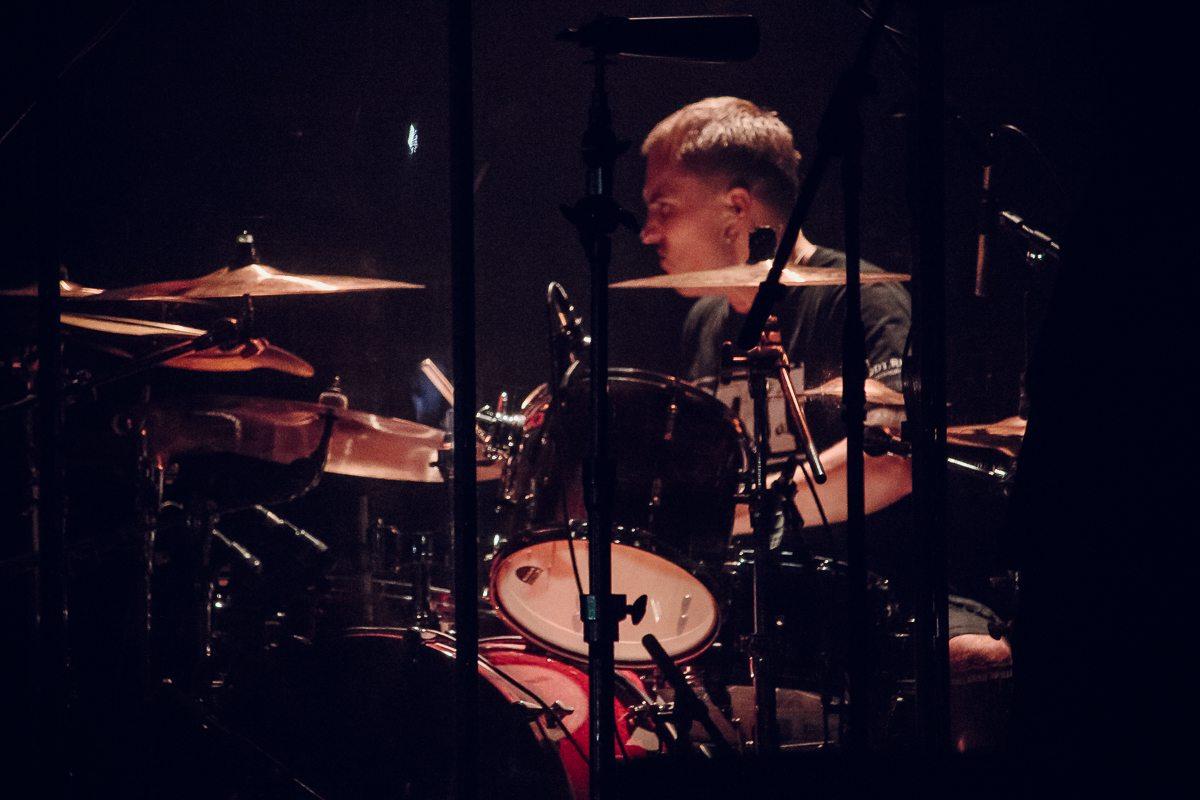 Артем Мамай - ударник группы ДДТ