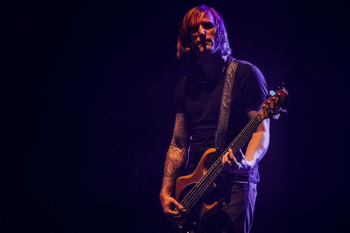 Роман Невелев - бас-гитарист группы ДДТ