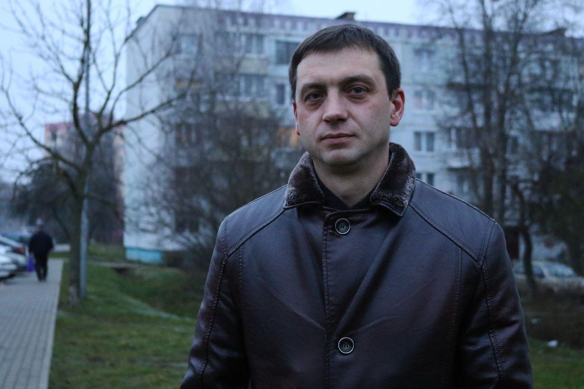 Алексей Суворов. Фото: Александр ЧЕРНЫЙ