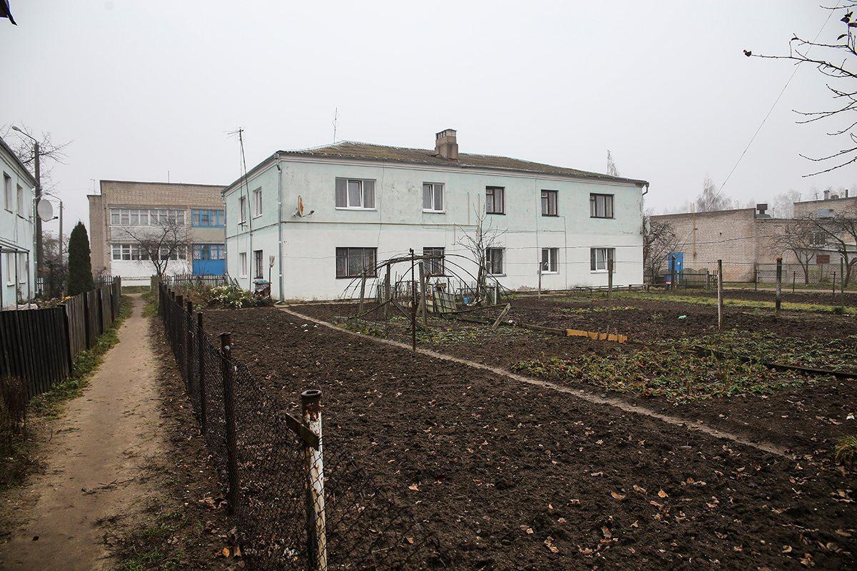 В Барановичах Кресты – один из немногих районов, где жители до сих пор сажают огороды. Фото: Евгений ТИХАНОВИЧ