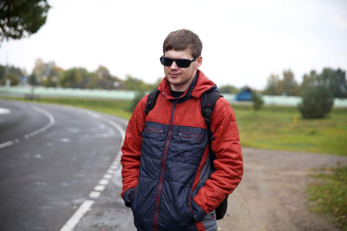 Дмитрий Уваров. Фото: Евгений ТИХАНОВИЧ