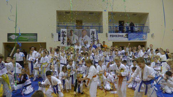 Фото: МСОО Барановичская федерация киокушинкай