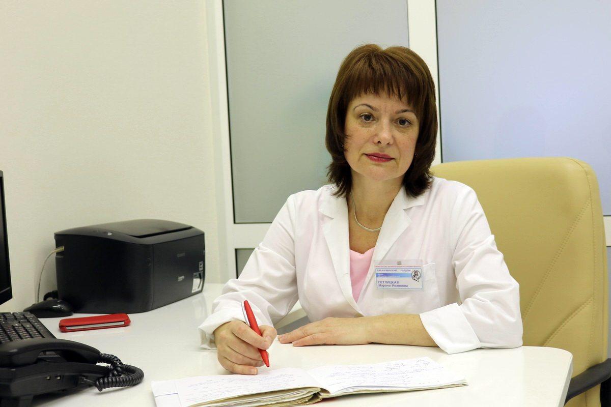 Врач акушер- гинеколог Марина Петлицкая считает, что диагноз «бесплодие» – не повод отчаиваться, так как сегодня существует множество методов лечения. Фото: Александр ЧЕРНЫЙ
