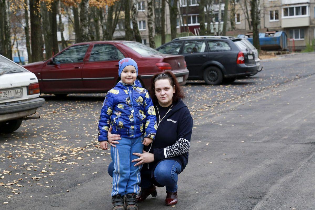 Татьяна Чимбаевич с сыном Никитой. Фото: личный архив Татьяны ЧИМБАЕВИЧ