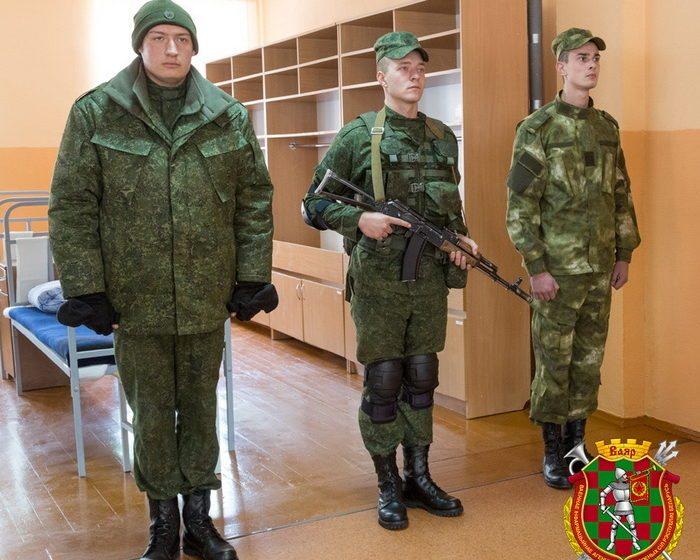 Белорусская армия откажется отшапок-ушанок