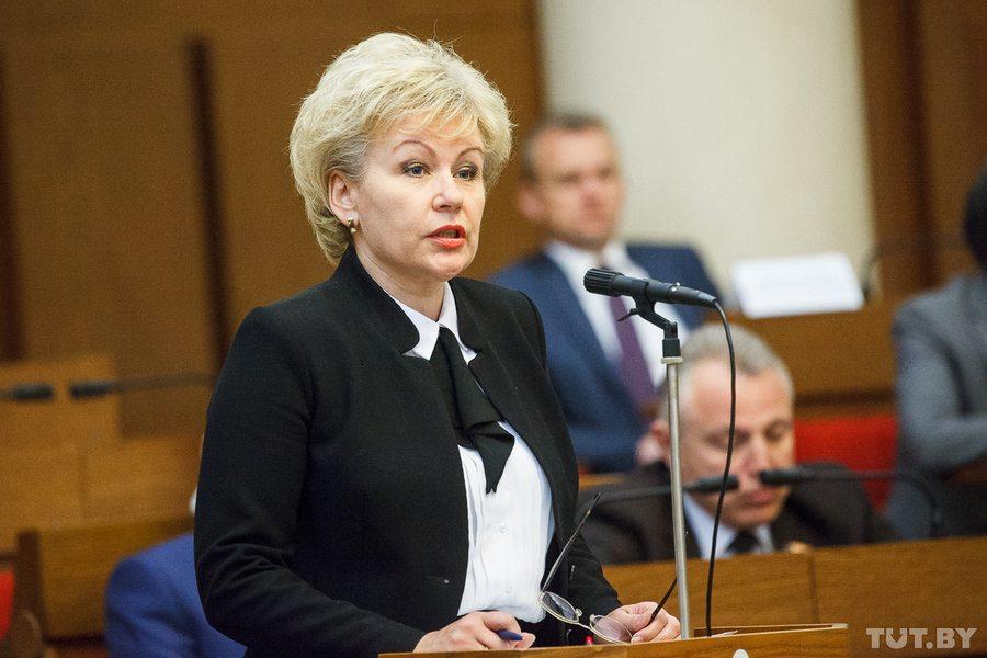 Ирина Костевич. Фото: Ольга ШУКАЙЛО, tut.by