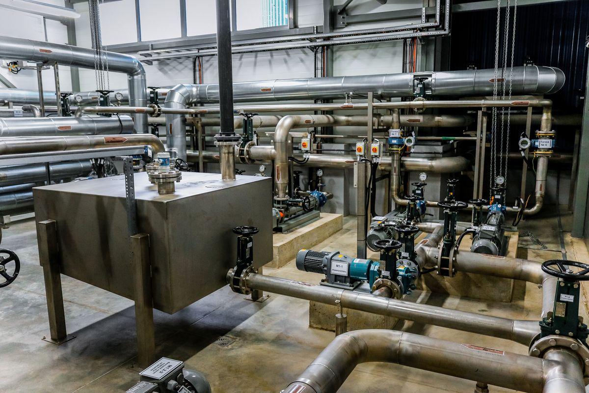 Все оборудование, установленное на биогазовом комплексе, – европейского производства.