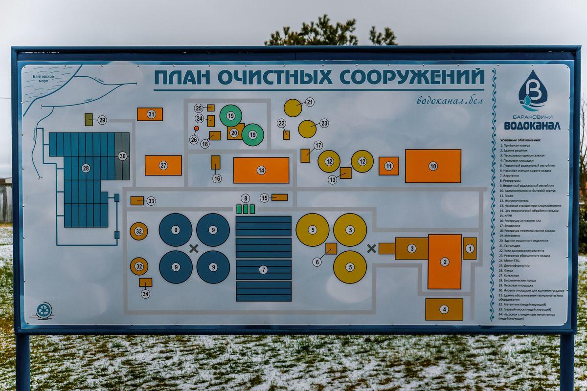 Как работает биогазовый комплекс в Барановичах. Фоторепортаж