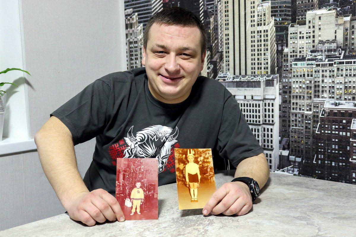 Дмитрий Лизевич. Фото: Александр ЧЕРНЫЙ