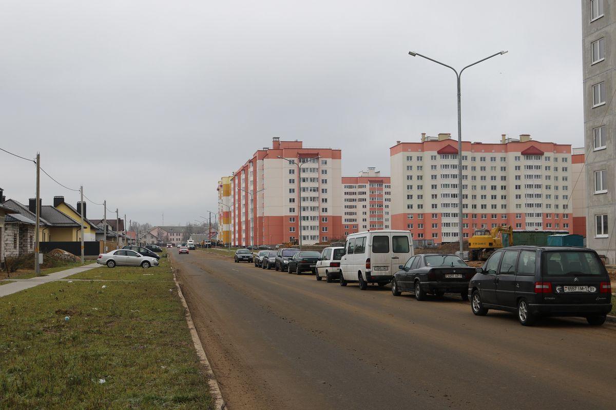 Улица Волошина.