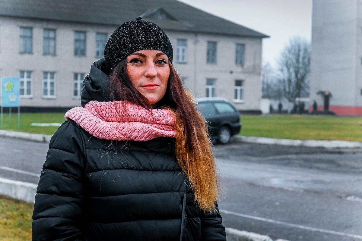 Алена Колошук.